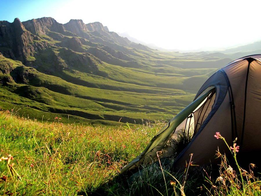 Wakacje pod namiotami