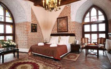 Hotel Gniew - wypoczynek w prawdziwie książęcym stylu.